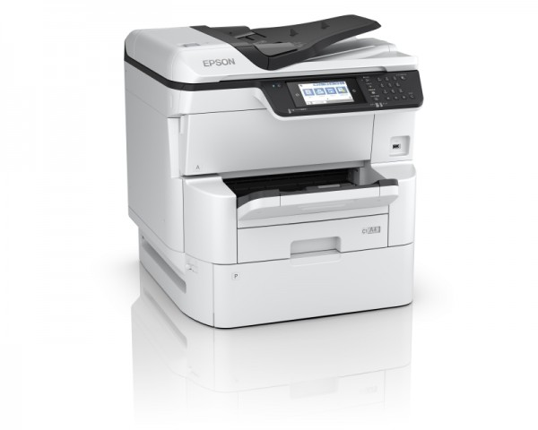 EPSON WorkForce Pro WF-C878RDWF wireless multifunkcijski RIPS inkjet uređaj