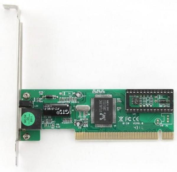 GEMBIRD NIC-R1  PCI mrezna kartica 10/100 (alt L8139D)
