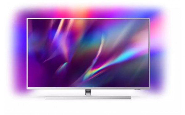 PHILIPS Led Tv 58PUS854512 4K, Android 9.0, Ambilight
