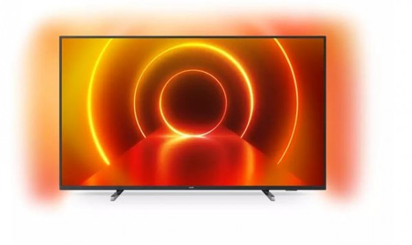 PHILIPS Tv 43PUS780512, 4K, Smart, Ambilight
