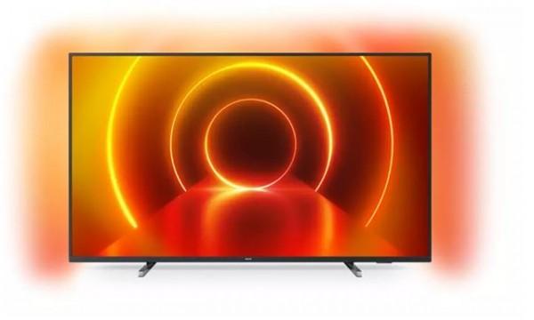 PHILIPS LED TV 58PUS780512 4K, Ambilight