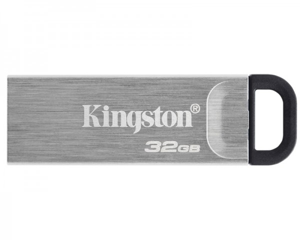 KINGSTON 32GB DataTraveler Kyson USB 3.2 flash DTKN32GB sivi
