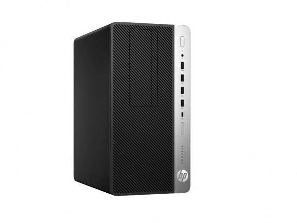 HP ProDesk 400 G6 MT i7-9700, 16GB, 512GB PCIe, UHD, DVD, HDMI Port, Win 10 Pro (7EM16EA)