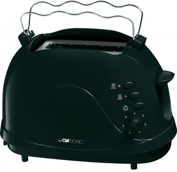 CLATRONIC Toster TA3565C Crni