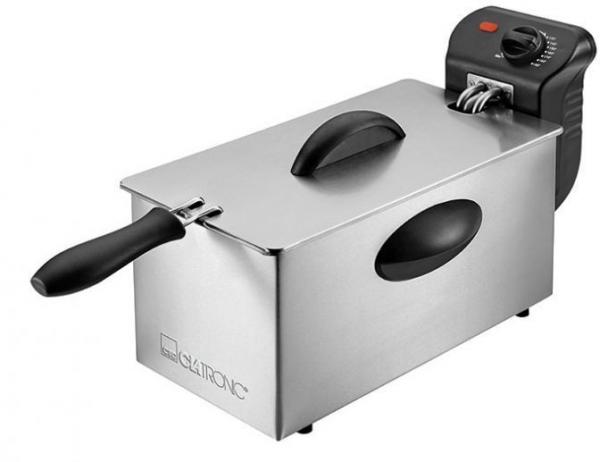 CLATRONIC Friteza FR3586 Inox