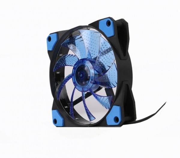 Marvo Hladnjak za kućišta 120x120 FN10 LED plavo pozadinsko osvetljenje