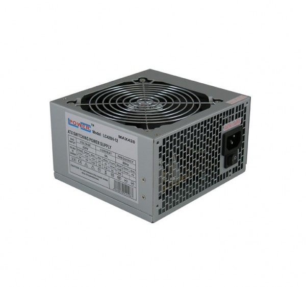 LC Power Napajanje LC420H-12 420W Passive PFC 120mm V1.3
