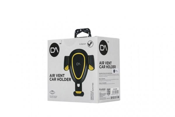 Marvo Nosač za smartphone DT0029 za ventilaciju crni