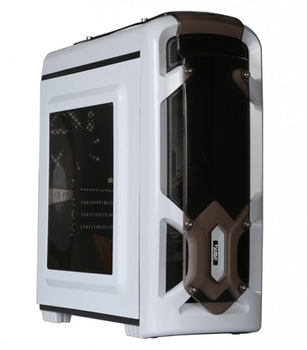 Marvo Kućište ATX/Micro ATX CA113 gejmersko belo