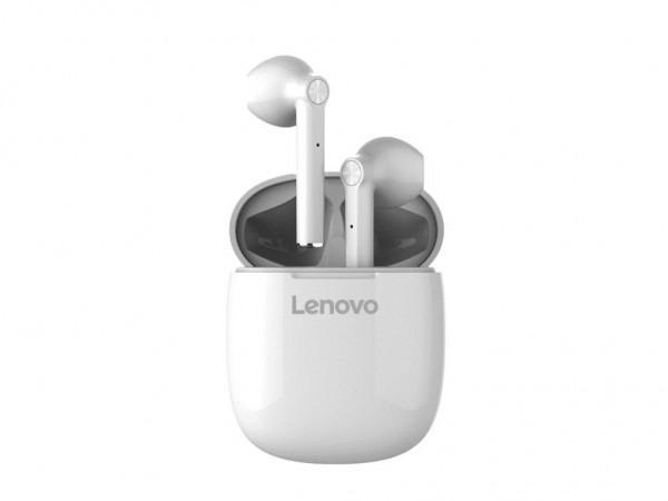 Lenovo HT30 TWS Bluetooth headset - White