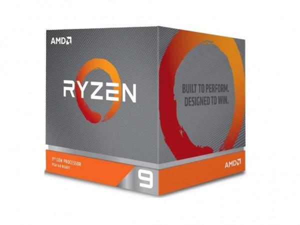 AMD CPU Ryzen 9 12C24T 3900X (4.6GHz 70MB 105W AM4) Box