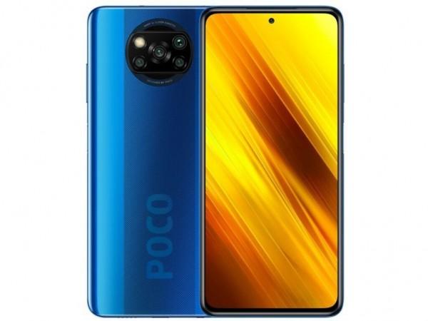Xiaomi Poco X3 NFC 64GB Cobalt Blue