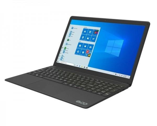 EVOO Ultra Thin 15.6'' FHD i7-7560U 8GB 256GB SSD Intel Iris Plus 640 Win10Home crni