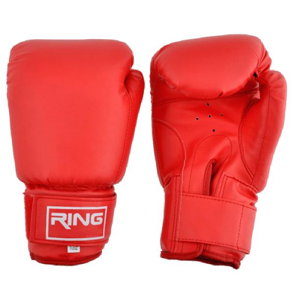 RING Bokserske rukavice - RS 2411-10 (Crvena)