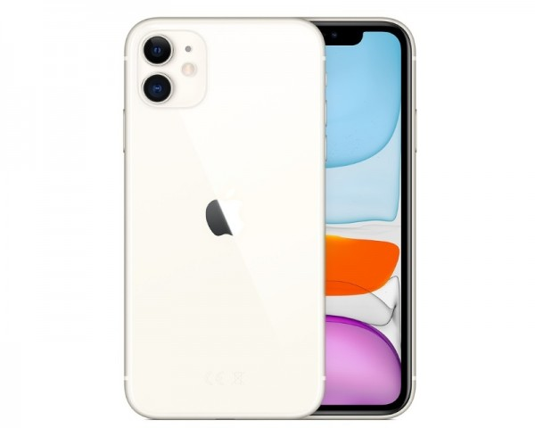 APPLE iPhone 11 64GB White MHDC3CNA