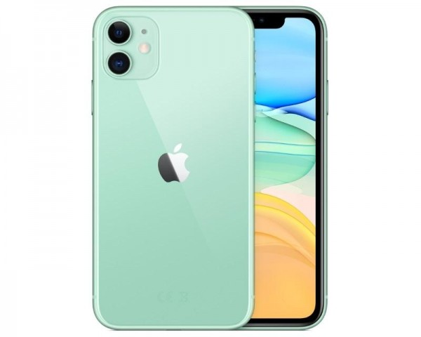 APPLE iPhone 11 64GB Green MHDG3ZDA