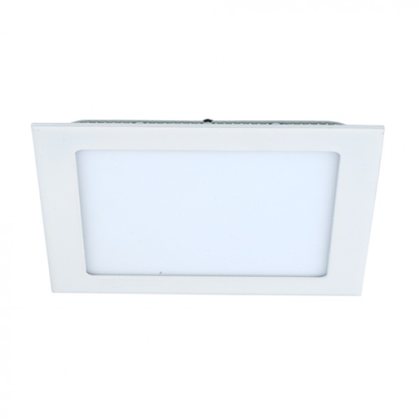 GREENTECH LED panel ugradni kockasti 6W CX-S01-6WW 2700K