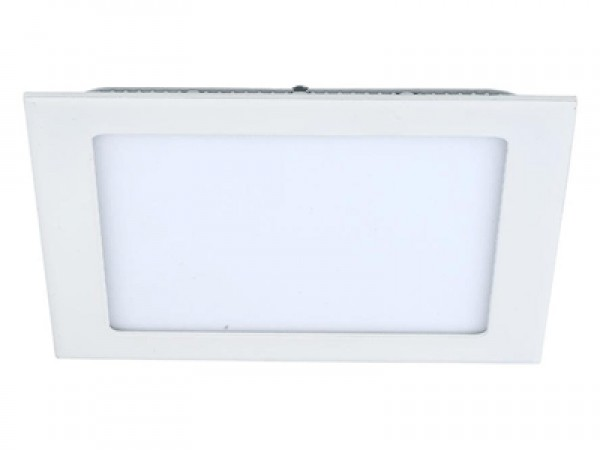 GREENTECH LED panel ugradni kockasti 9W PL01S-9-WW 2700K
