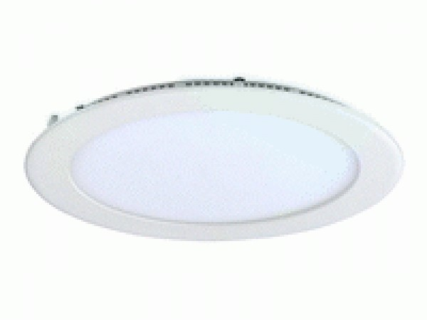 GREENTECH LED panel ugradni okrugli 12W PL01R-12-WW 2700K