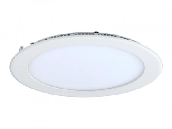 GREENTECH LED panel ugradni okrugli 4W PL01R-4-WW 2700K
