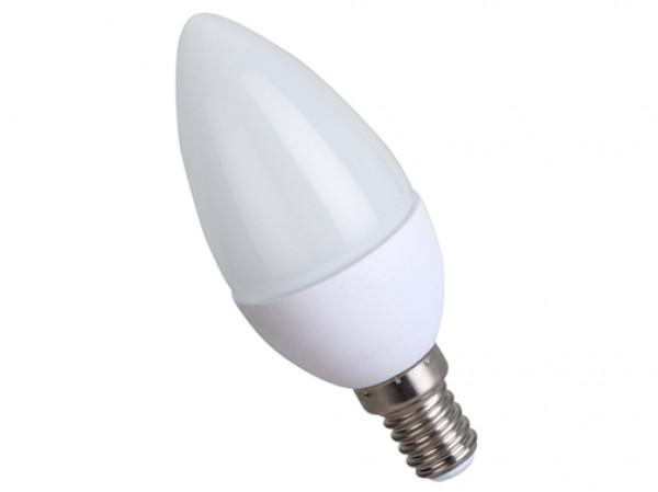 GREENTECH LED sijalica E14 7W LB-2205 3000K C37