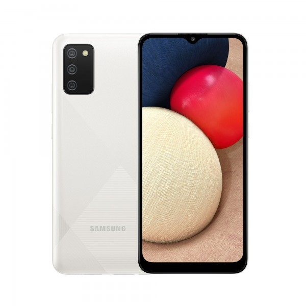 Mobilni Telefon Samsung A02 Bela DS
