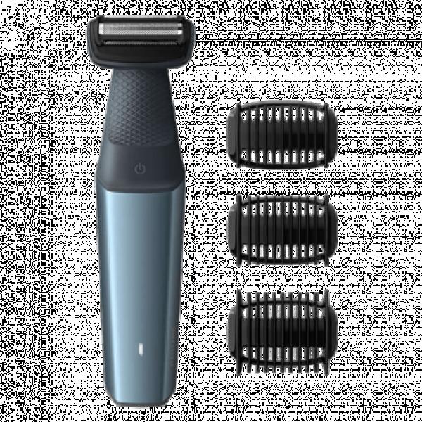 PHILIPS Aparat za brijanje BG301515 CrnaPlava, Baterije