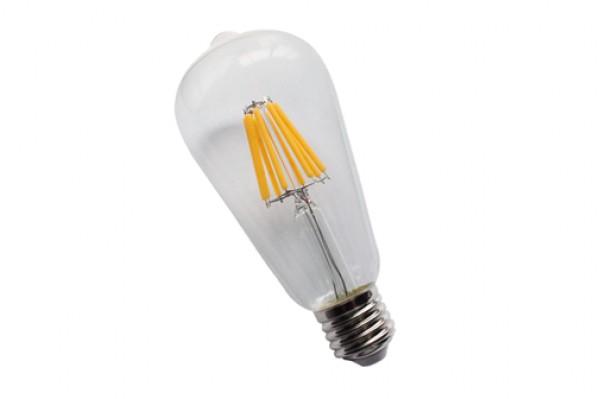 GREENTECH LED sijalica E27 8W LB-2149 2700K ST64 filament