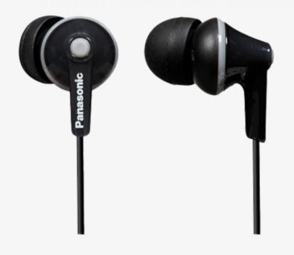 PANASONIC slušalice RP-HJE125E-K crne