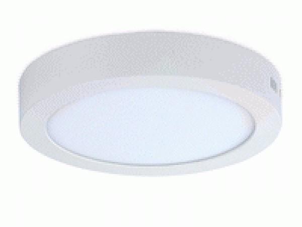 SPECTRA LED panel nadgradni okrugli 18W LPNOA1-18 2700K