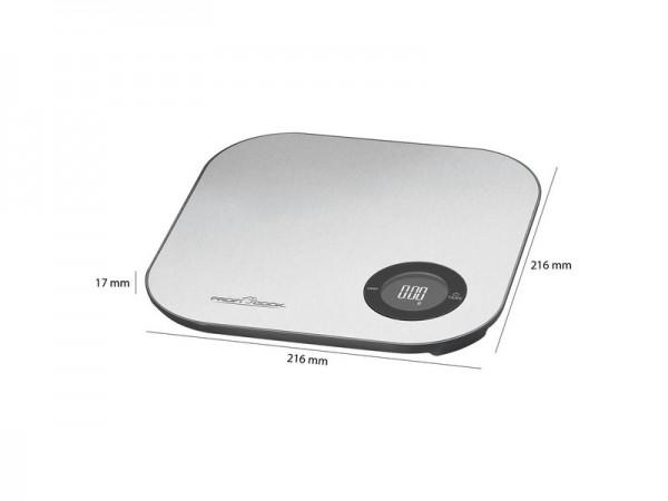 Kuhinjska vaga sa bluetooth app. PROFI COOK - PC-KW1158 BT