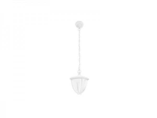 Robin LED spoljašnja visilica - luster bela 1x4.5W 15476/31/16