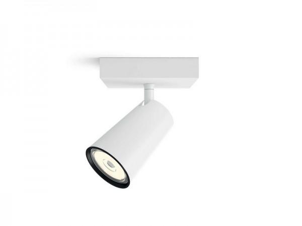 Paisley spot svetiljka bela 1xmax10W 50571/31/PN