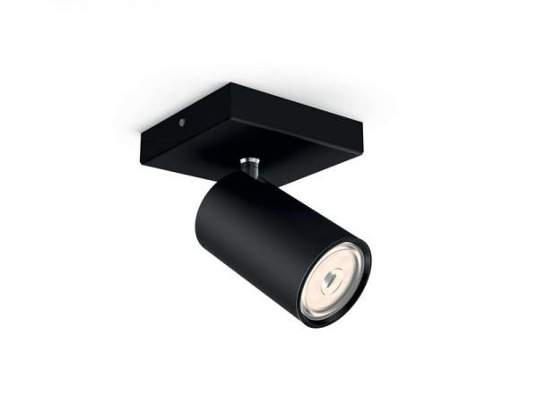 Kosipo spot svetiljka crna 1xmax.10W 50591/30/PN