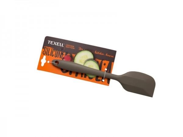 Silikonska špatula mala siva TEXELL TS-SM124S 20,05cm