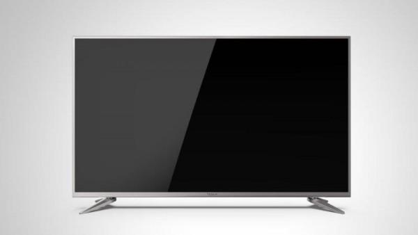 Tesla 43'' Televizor 43T609SUS Ultra HD Smart slim DLED DVB-T2/C/S2 grey
