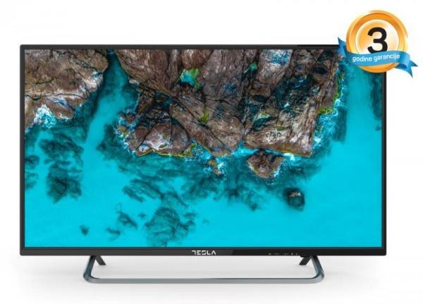 TESLA 40'' Televizor 40K307BF Full HD DLED DVB-C/T2 slim