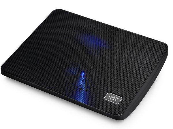 DeepCool WINDPALMINI * Hladnjak za laptop 15,6\'' 140mm.BLUE LED FAN 1000rpm 46CFM 21dB (postolje)