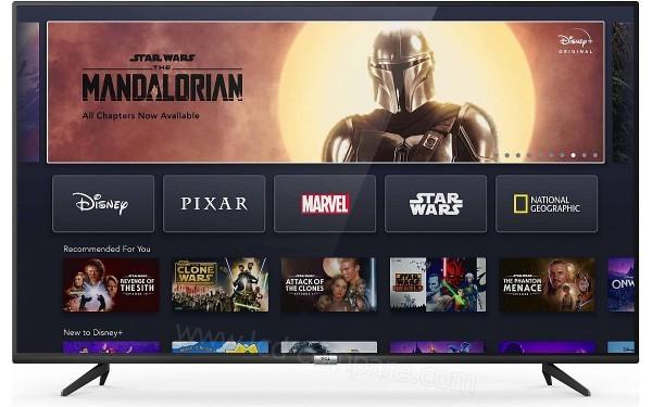 TCL Smart TV 75P615, 75'', 4K Ultra HD