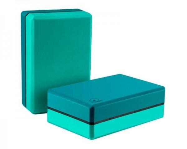 XIAOMI Yunmai Yoga block zelena YMYB-E801