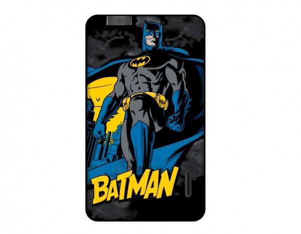 eSTAR Themed Tablet Batman 7399 7'' ARM A7 QC 1.3GHz2GB16GB0.3MPWiFiAndroid 10Batman Futrola