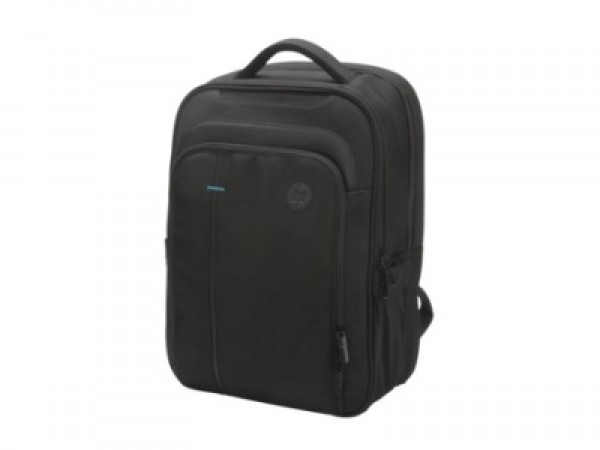HP SMB Top Load Backpack 15.6'' Case Black (T0F84AA)