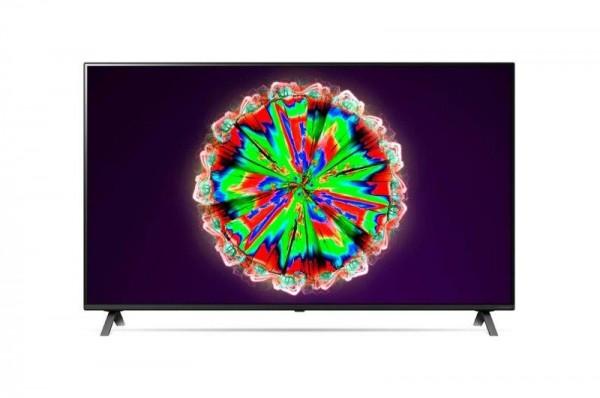 LG 65NANO803NA LED TV 65'' NanoCell UHD, WebOS ThinQ AI, Cinema screen, Two pole stand, Magic remote