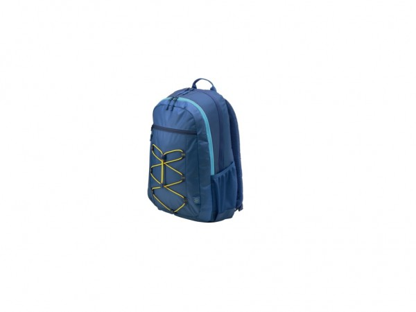 HP 39.62 cm (15.6'') Active Backpack (Navy BlueYellow) (1LU24AA)