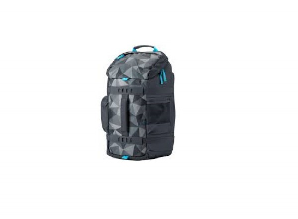 HP 15.6 Odyssey Sport Backpack - Facets Grey (5WK93AA)