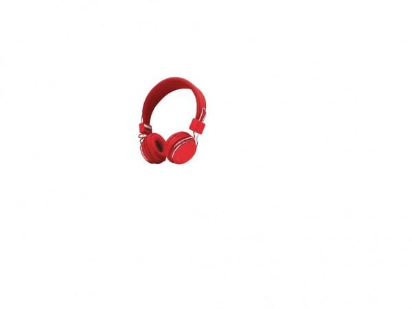 Trust slušalice ZIVA crvene