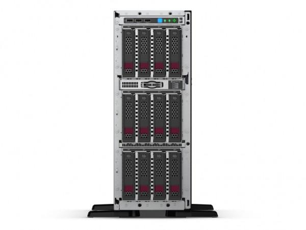 HPE ML350 Gen10 4210R 1P 16G 8SFF P408i-a 800W FS RPS Base Tower Server