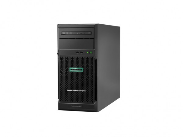 HPE ML30 Gen10 E-2224 3.4GHz 4-core 1P 16GB-U S100i 4LFF 350W PS Server