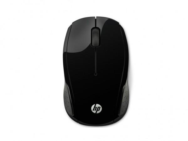HP 220 Wireless Mouse Black (3FV66AA)