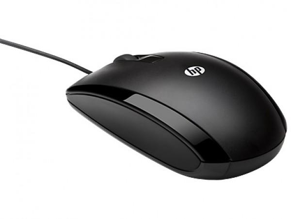 HP X500 USB Mouse Black (E5E76AA)